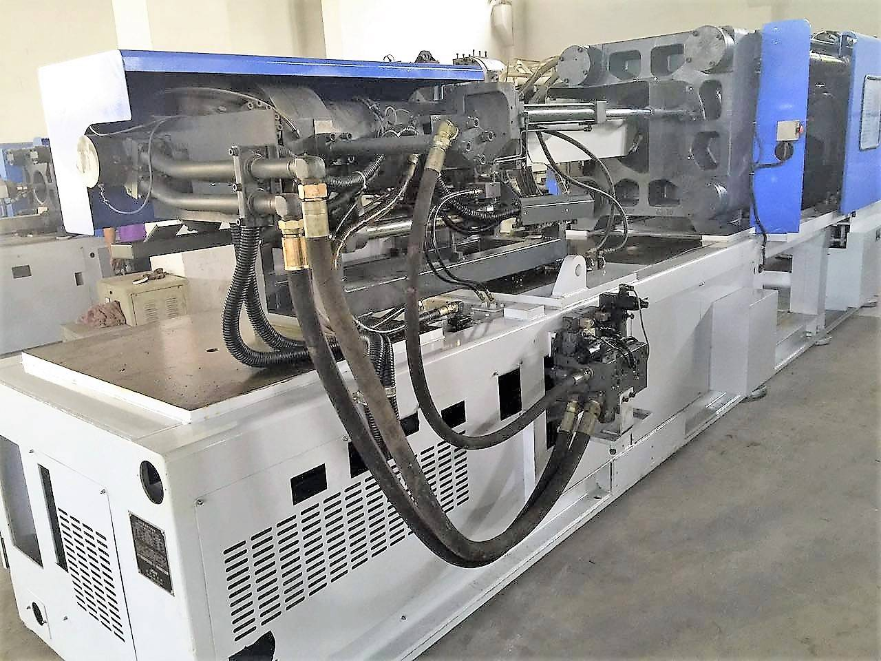 JSW280t (J280EIII) used Injection Molding Machine