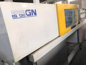 Toshiba IS130GN Used Injection Moulding Machine
