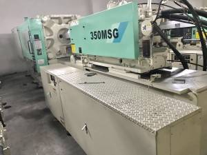 Mitsubishi 350t (350MGS) used Injection Molding Machine