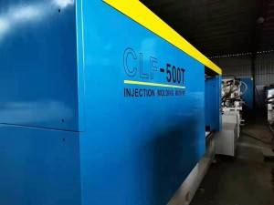 CLF-500 (Servo) used Injection Molding Machine