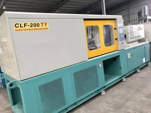 CLF-200TY used Injection Molding Machine (high precision)