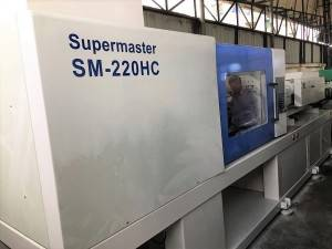 Chen Hsong SM220HC used Injection Molding Machine