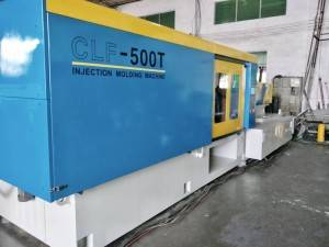 CLF-500 used Injection Molding Machine