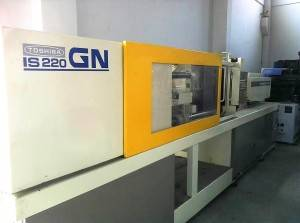 Toshiba IS220GN digunakan Injection Molding Machine