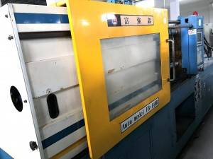 Fu Chun Shin (FCS) 140t Two color double color used Injection Molding Machine