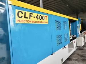 CLF-400T used Injection Molding Machine