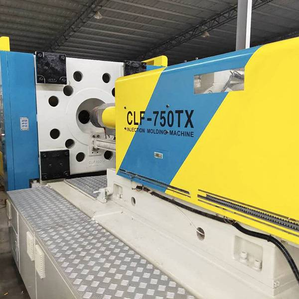 CLF-750TX used Injection Molding Machine Featured Image