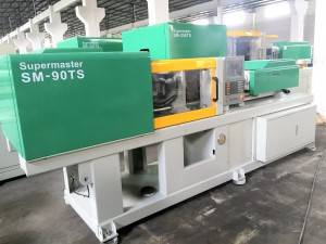 Chen Hsong Supermaster SM90TS used Injection Molding Machine