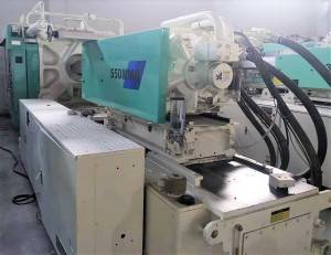 Mitsubishi 550t 550MMG used Injection Molding Machine