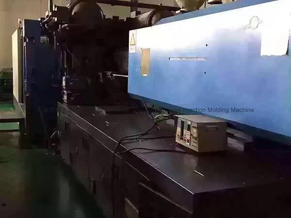 Massive Selection for Haitian 1200t (servo) used Injection Molding