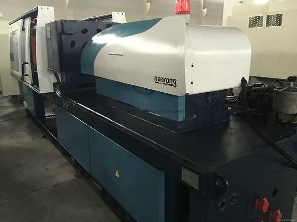 Top Quality Nanrong 250t used Injection Molding Machine for