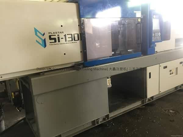 Toyo Si-130iii All-Electric used Injection Molding Machine