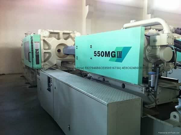 Mitsubishi 550t used Plastic Injection Molding Machine