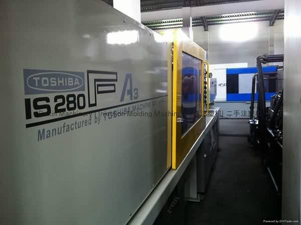 Toshiba 280t Used Injection Moulding Machine Featured Image