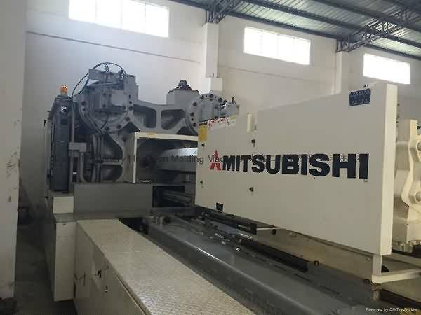 Best-Selling Mitsubishi 1300t Used Injection Molding Machine for