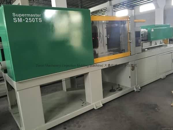 Chen Hsong SuperMaster SM250TS high precision used Injection Molding Machine