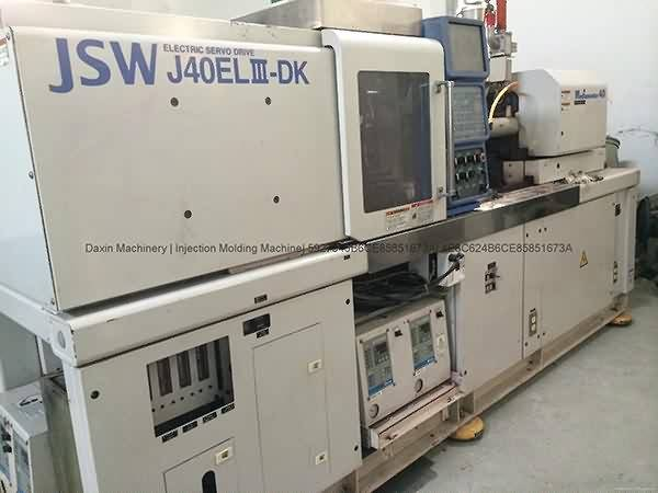 JSW40t All-Electric Injection Molding Machine