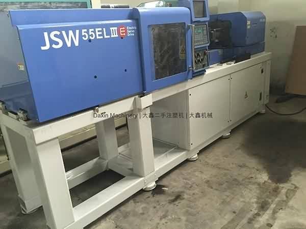 JSW50t All-Electric used Injection Modling Machine