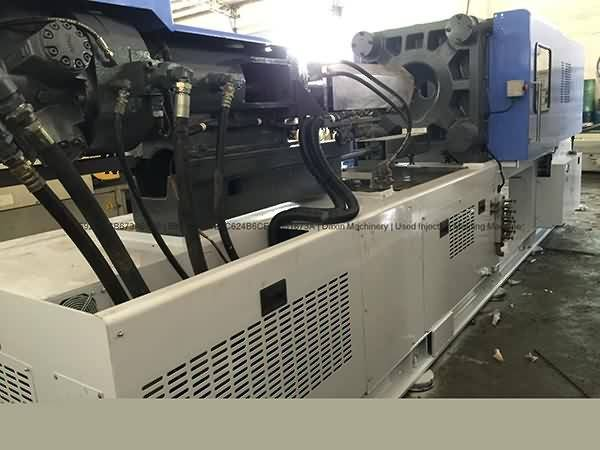 Reliable Supplier JSWJ220EIII used Injection Molding Machine