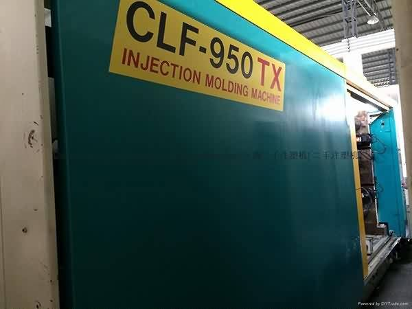 Chuan Lih Fa CLF-950TX used Injection Molding Machine Featured Image