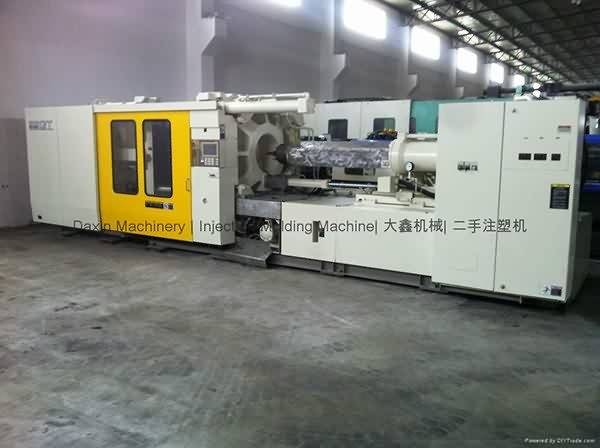 Professional China Sonly Pet Preform Plastic Bottle Injection Molding Machine 438 Ton