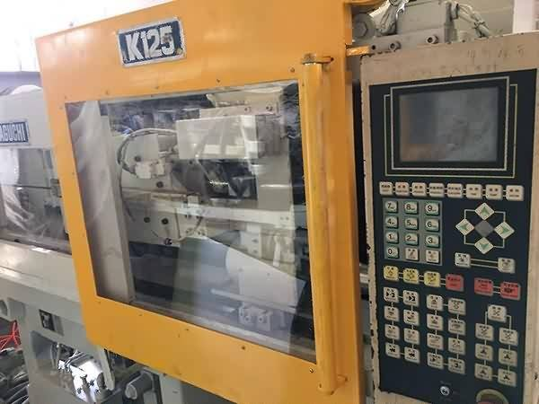 Kawaguchi 125t used Injection Molding Machine Featured Image