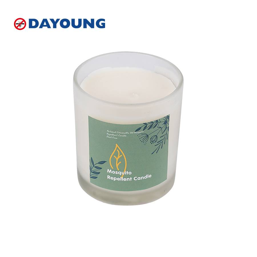 Mosquito repellent candle DYC-04 05 06 07 Featured Image