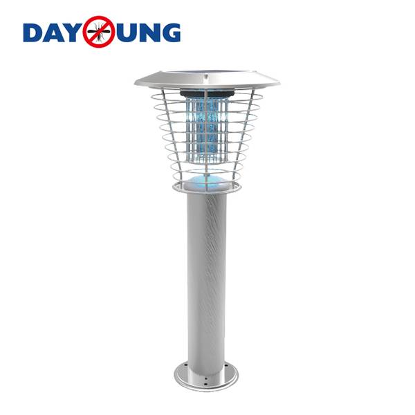 Outdoor Solar Mosquito Killer light Featured Image