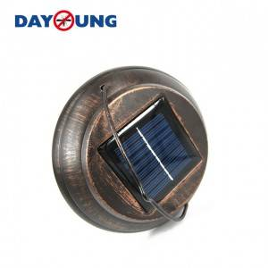 Garden Solar Mosquito Killer Lamp &  light