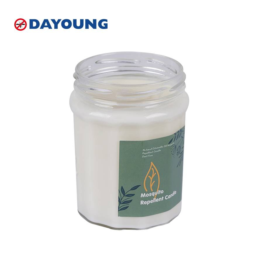 Mosquito repellent candle DYC-01 02 03 08 Featured Image