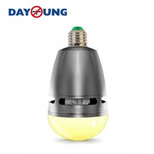 2 in 1 led mosquito killer bulb
