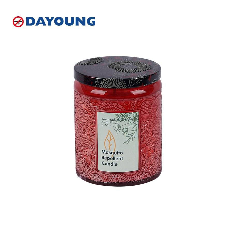 Mosquito repellent candle DYC-11 12 Featured Image