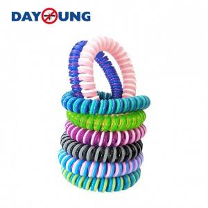 Double Color EVA Fluga repellent armband-AMB115