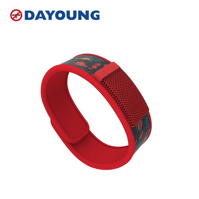 100% Natural Mosquito Repellent Wristband Featured Image