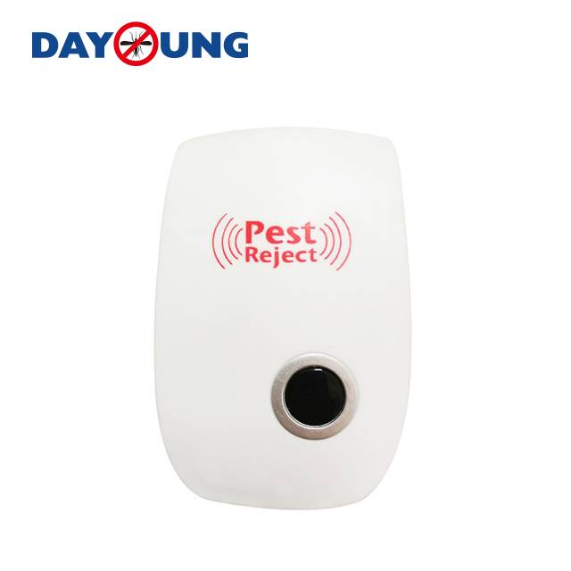 Insect repeller high effective easy use Ultra-sonic insect pest and mosquito Repeller Featured Image