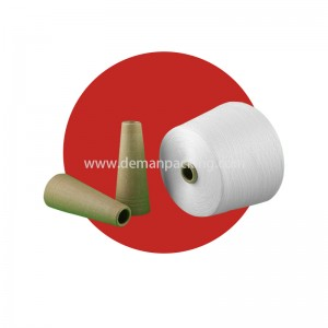Polyester Spun yarn for sewing thread 203