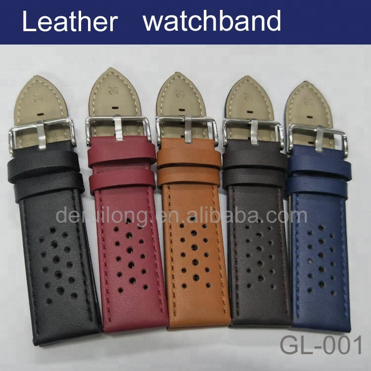 GL-001  Leather watch straps