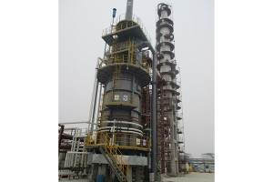 Atmospheric uye Vacuum distillation Unit