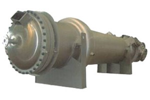 Double Tube Plate Condenser