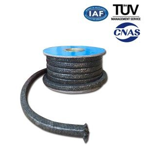 Flexible Graphite Braided Packing