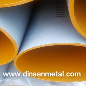 EN877 BML Bridge pipe
