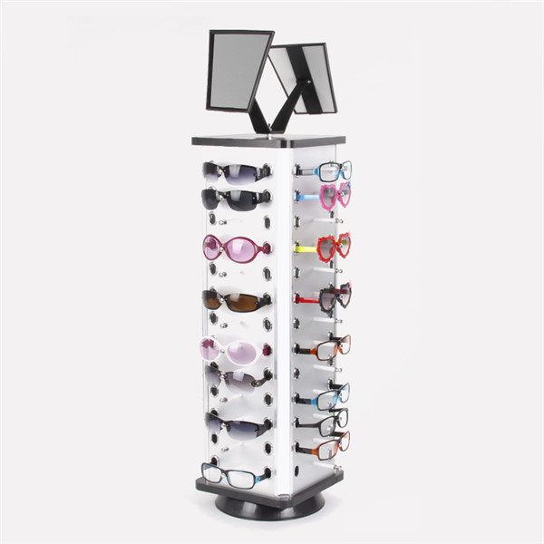 Lowest Price for Display Showcase - eyeglass display stand – LongFuJin