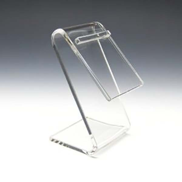 Big Discount Glass Wall Display Shelves - shoe display stand – LongFuJin