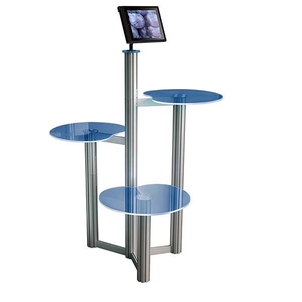 Manufacturer for Jewelry Display Ring Holder - .banner display stands – LongFuJin