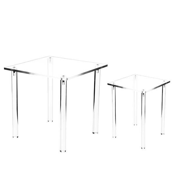 China Manufacturer for Table Holder Stands - acrylic table stand – LongFuJin