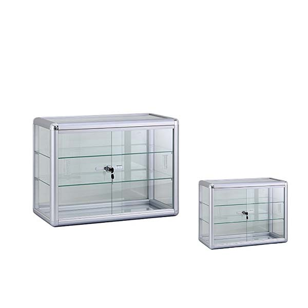 Cheap price Trade Show Shelf Display - acrylic display shelves – LongFuJin