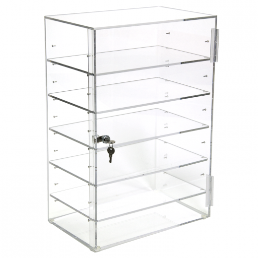 Low price for Acrylic Makeup Storage - acrylic box shelves – LongFuJin