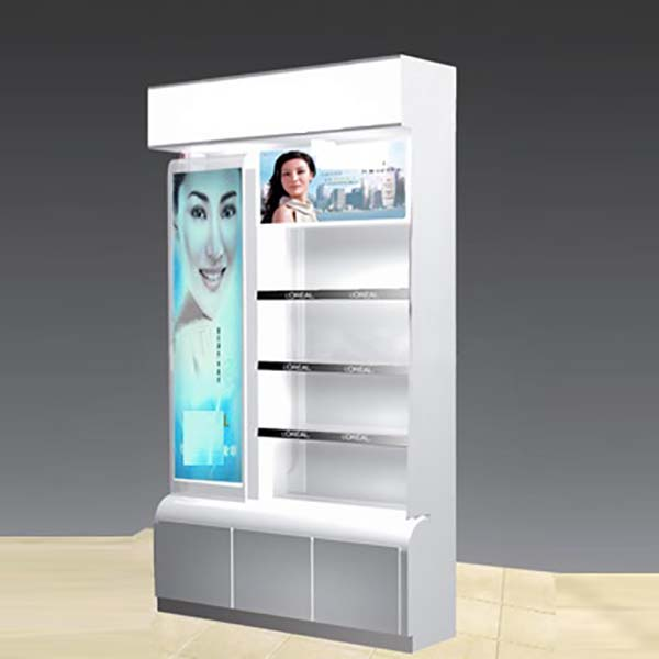 factory customized Trade Show Boards Displays - cosmetic display units – LongFuJin