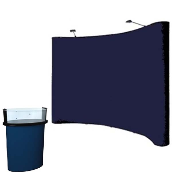 Reasonable price Fabric Restaurant Booth - trade show display stands – LongFuJin