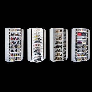 acrylic shoe case